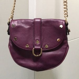 Rebecca Minkoff Crossbody Bag - Like New - Plum